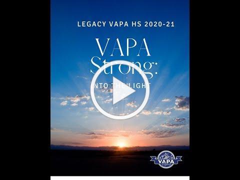 Legacy VAPA IX: 2020-21