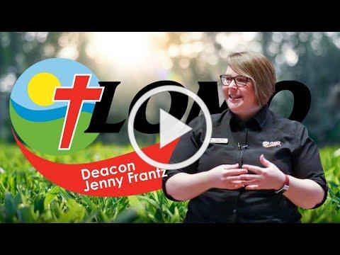 Sermon - January 26, 2020 - Deacon Jenny Frantz
