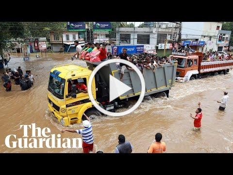 'Please pray for us': Kerala experiences worst monsoon in nearly a century