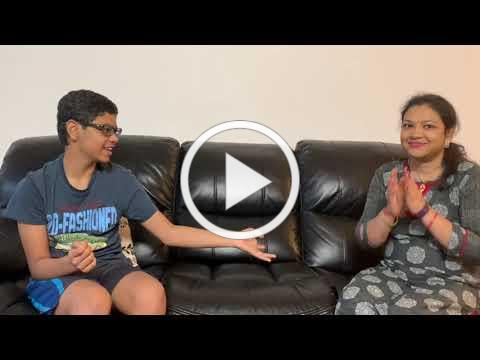 Student teacher interview for ISW Hindi School