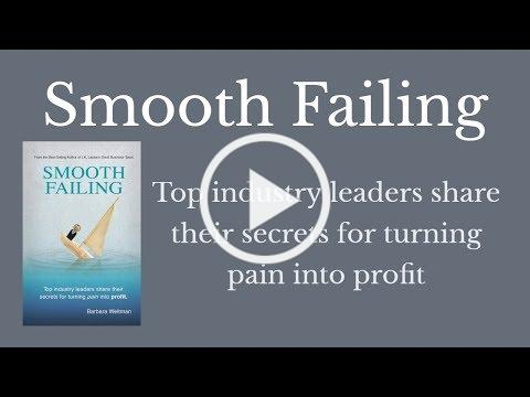 Smooth Failing by Barbara Weltman an Interview by Small Biz David