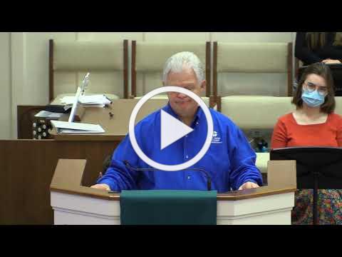 HFUMC Sermon, September 13