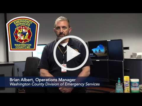 Washginton County Division of Emergency Services COVID-19 Updates
