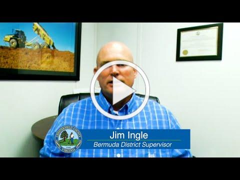 Chesterfield County Board of Supervisors Message - Jim Ingle