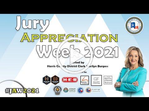 DCO's Jury Appreciation Week 2021 Event Recap Video