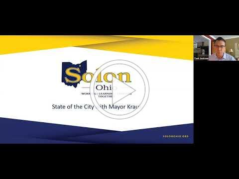 2021 State of the City with Mayor Ed Kraus