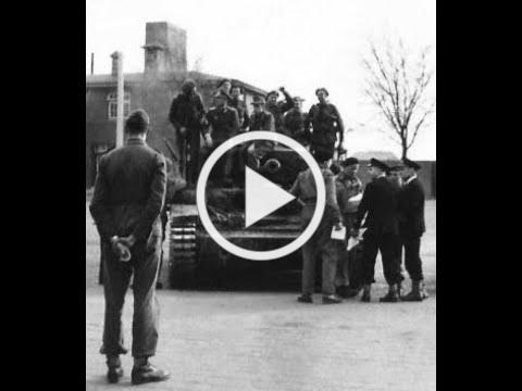 VE Day 8th May 1945: How the Guards celebrated the end of the war