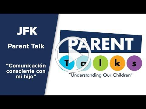 """Parent Talk """"Comunicación consciente con mi hijo"""""""
