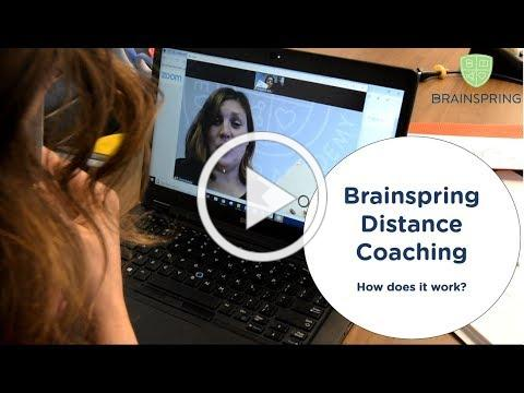 Brainspring Distance Coaching: How does it work?