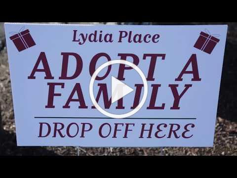 The 20th annual Adopt A Family Program of Lydia Place