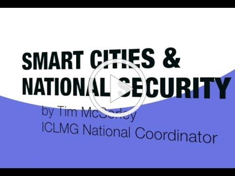 Smart Cities & National Security - RightsCon 2018