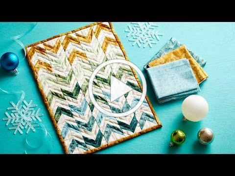 Winter Mini Quilt