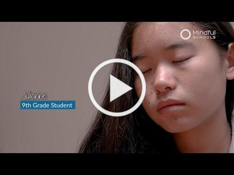 What Students Value: a Moment to Breathe