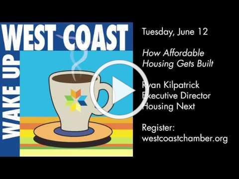 Wake Up West Coast June 2018 - Housing Next's Ryan Kilpatrick