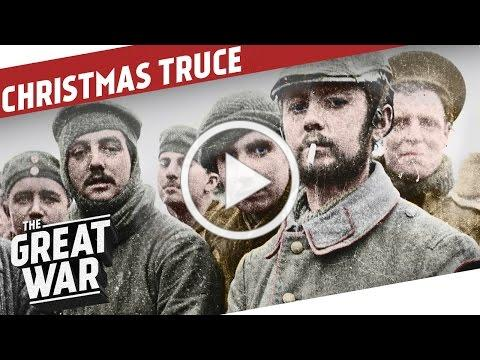 A Sign Of Friendship In The Midst Of War I THE CHRISTMAS TRUCE 1914