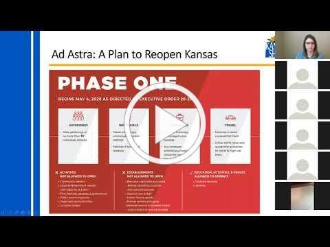 Kansas Reopening Plan