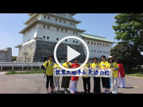 World Tai chi & Qigong Day 2018 JAPAN