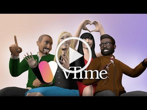 vTime: The Sociable Network - Out Now on Windows Mixed Reality