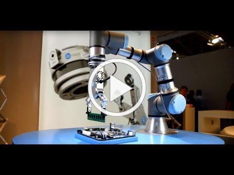 OnRobot Collaborative Applications