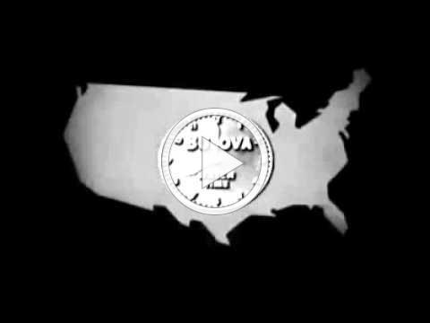 Bulova world's first television advertisement