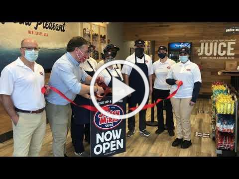 Jersey Mike's Subs Grand Opening in Hyannis