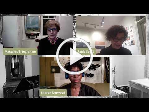 VCCA Fireplace Series 14: Margaret B. Ingraham and Sharon Norwood