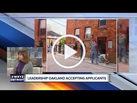 Leadership Oakland accepting applicants