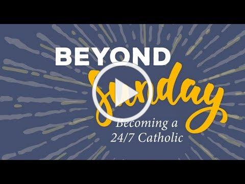 Are You Ready To Go Beyond Sunday?