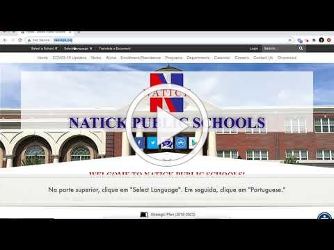 How to Read NPS News in Portuguese - Como ler notícias do NPS em português