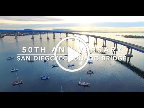 50th Anniversary of the Coronado Bridge