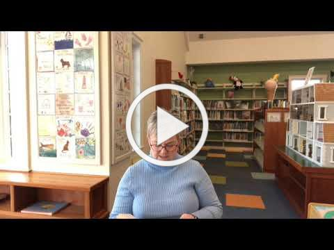 Osterville Library First Chapter Friday, Gold Rush Girl by Avi