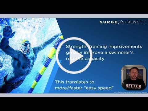 How Dryland Training for Sprinters Helps Distance Swimmers Too!