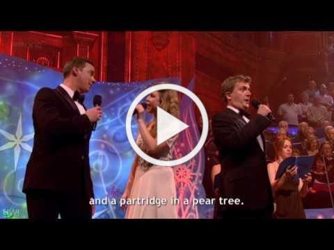 Twelve Days of Christmas - Hayley Westenra, Russell Watson, Aled Jones (Songs of Praise)