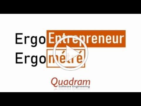 ErgoEntrepreneur - App mobile ErgoMétré