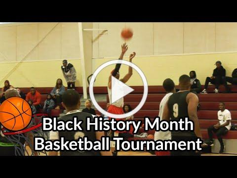 Black History Month Basketball Tournament | City of Columbia
