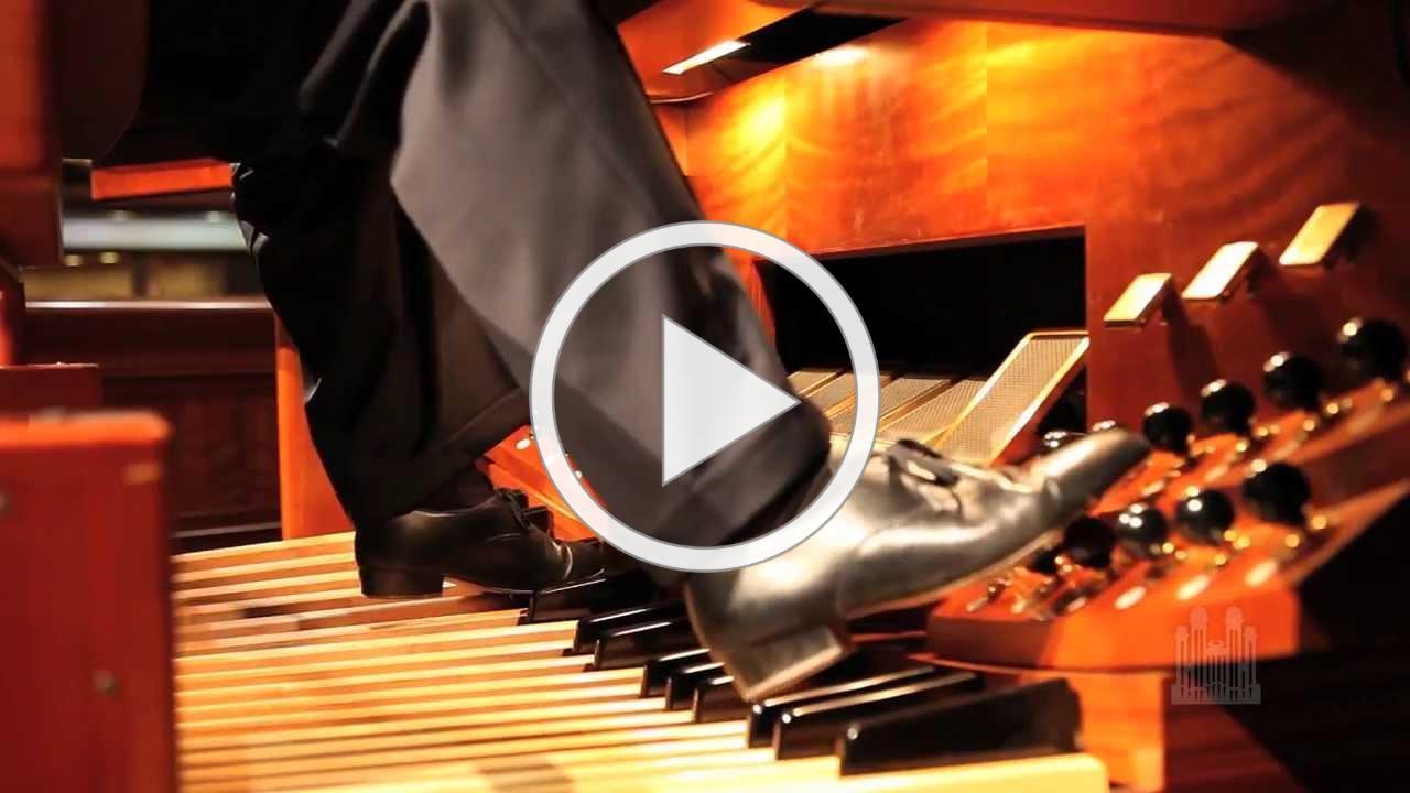 Rick Elliott: Tabernacle Organist