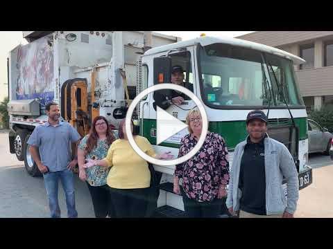 I Am The Pleasanton Chamber - Pleasanton Garbage Service