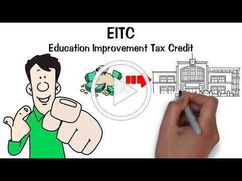 EITC OSTC Tax Credit Program Video