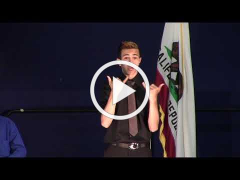 2019 Jaron LeMaster Guest Speaker Introduction