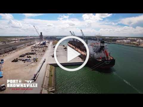 Port of Brownsville-Wind Energy