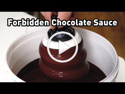 Glaze, or Chocolate Sauce?