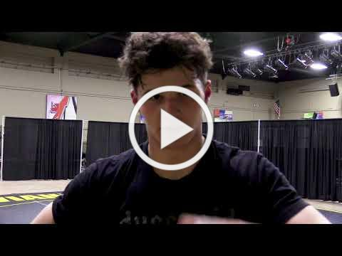 St. John Vianney High School: Roman Graiff Wrestling State Qualifier