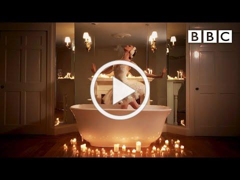 Swan Lake performed in 27 bathtubs! - BBC