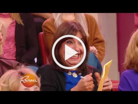 Oz Pearlman totally freaks out Rachael Ray and her audience!