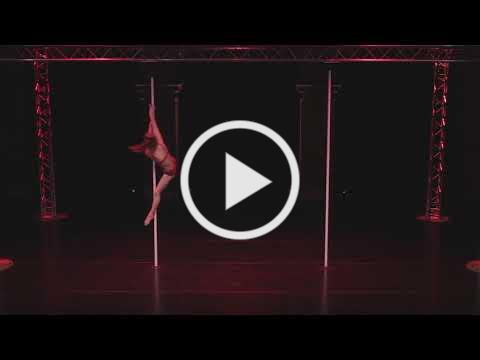 Pole Art France 2018 - Elite Women - Anna McDonnell