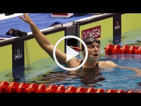 Women's 1500 Freestyle Heat 1 - 2018 TYR Pro Swim Series