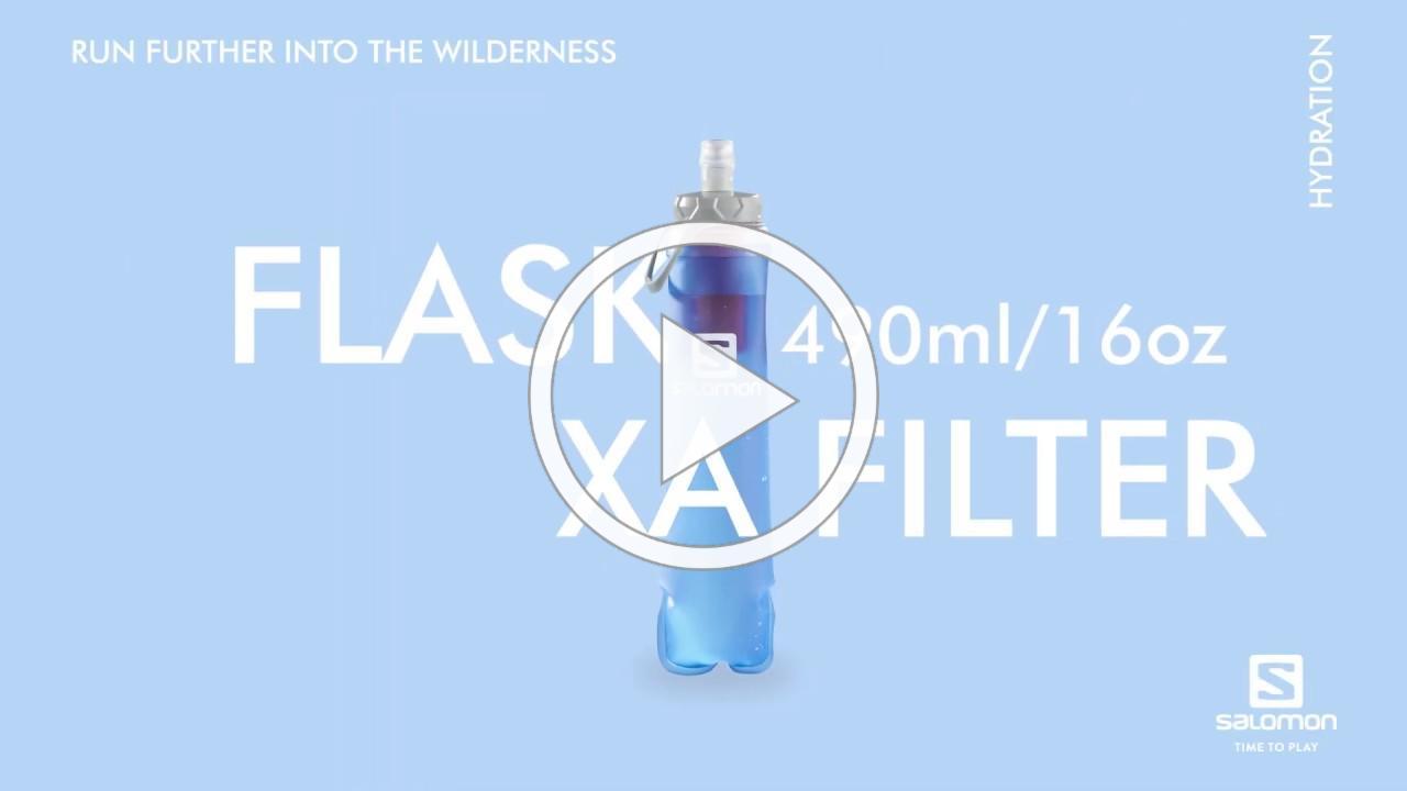 SOFT FLASK XA FILTER | Salomon Hydration