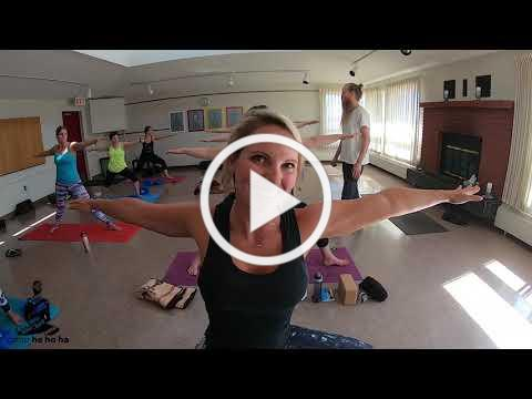 Yoga & Wellness Retreat at Camp He Ho Ha