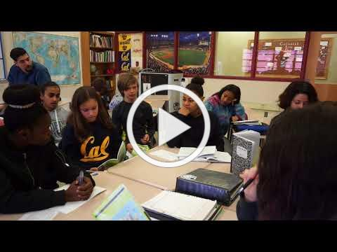 Inquiry By Design - Our New Middle School English Curriculum