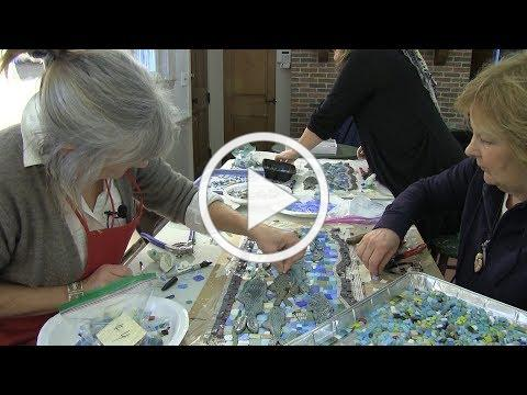 PCN Duxbury Art Complex Museum Mosaic